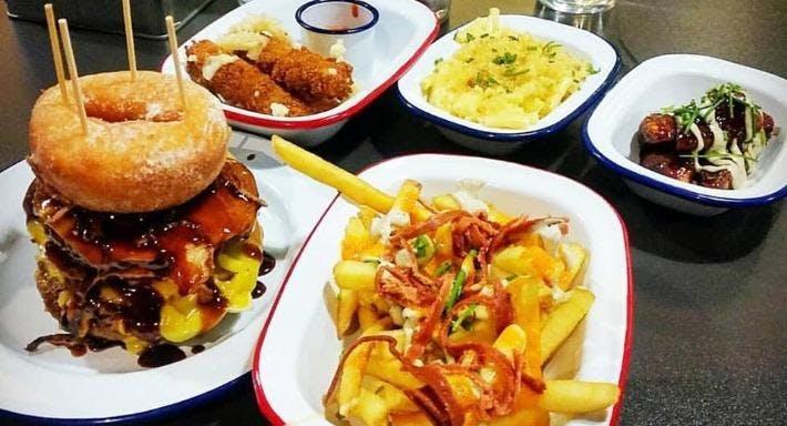 V Rev Vegan Diner Manchester image 2