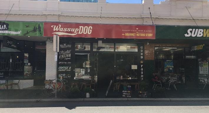 Wassup Dog Fremantle