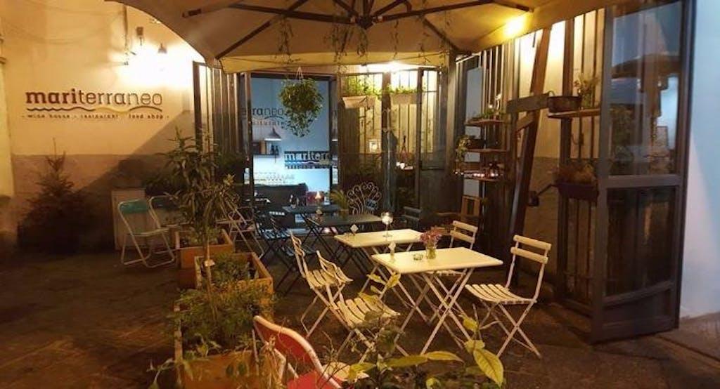La terrazza esterna del Mariterraneo, tra i migliori ristoranti di Salerno - Fonte: Quandoo