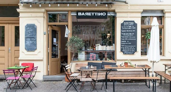 BARETTINO Berlin image 4