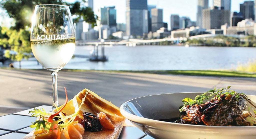 Aquitaine Brasserie Brisbane image 1