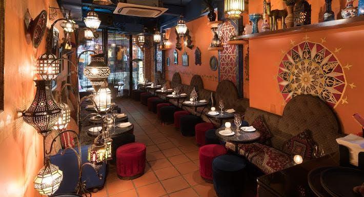 Sahara Mezz Bar Hong Kong image 2