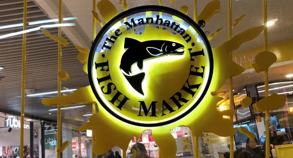 Manhattan Fish Market Causeway