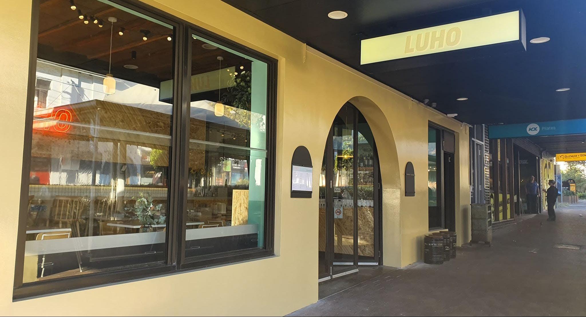 Luho Restaurant