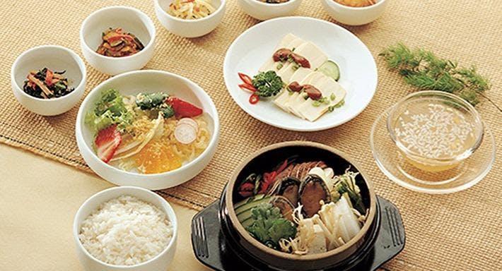 Jangwon Korean Restaurant