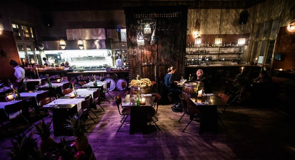 Restaurant Raïnaraï