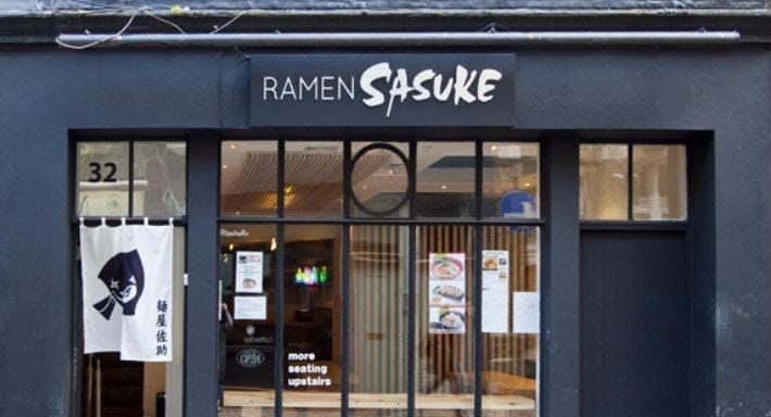 Sasuke London image 1