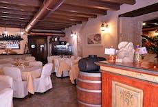 Restaurant L'Osteria da Seby in Ortigia, Syracuse