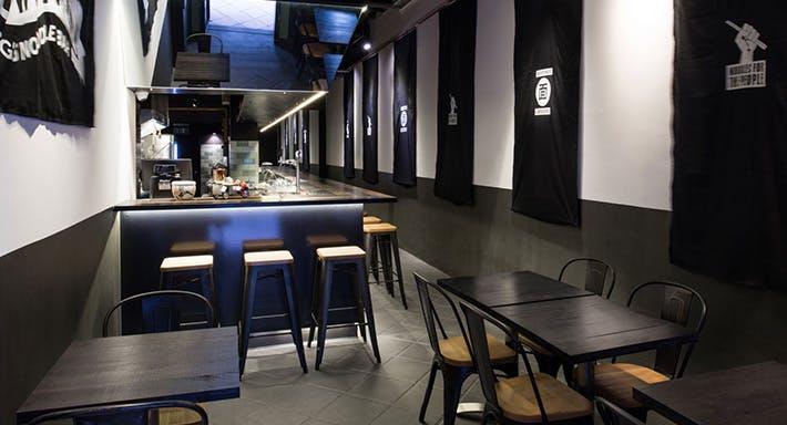 Wanton - Seng's Noodle Bar Singapore image 2