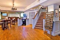 Restaurant Tair Pluen Bridgend in The Derwen, Bridgend