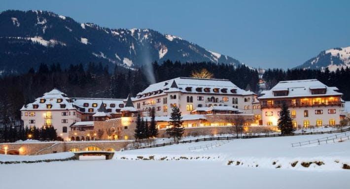 A-Rosa Resort Kitzbühel / Restaurant Streif