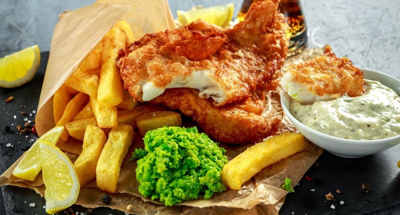 Photo of restaurant Fish in City Centre, Bristol