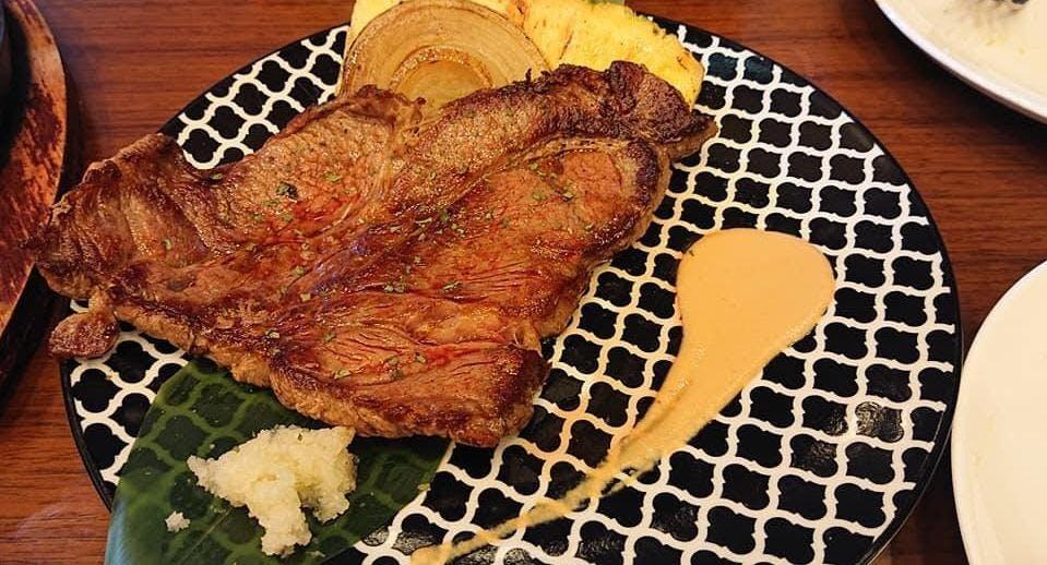 Backstreet Steak 後街牛扒
