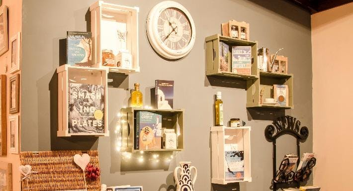 Amalthea Greek Cafe, Deli & Bistro Leeds image 3