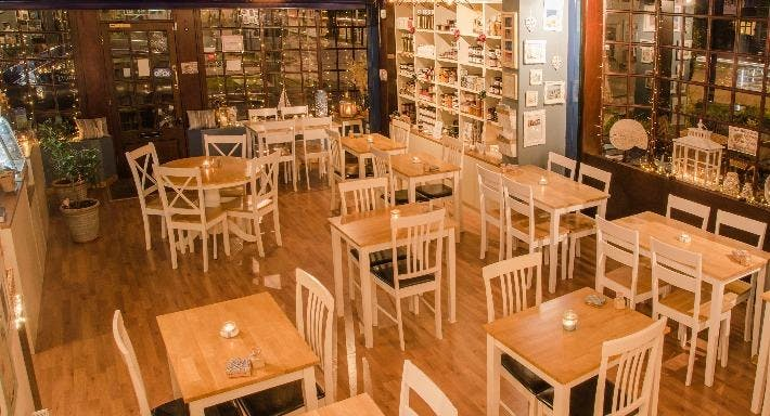 Amalthea Greek Cafe, Deli & Bistro Leeds image 2