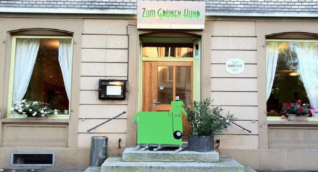 Zum Grünen Hund Winterthur image 1