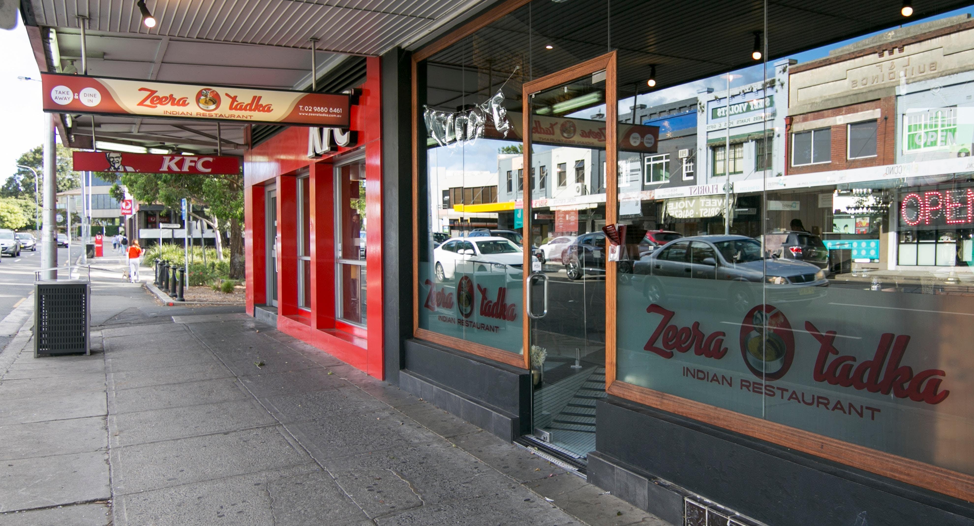 Zeera Tadka Indian Restaurant Sydney image 2