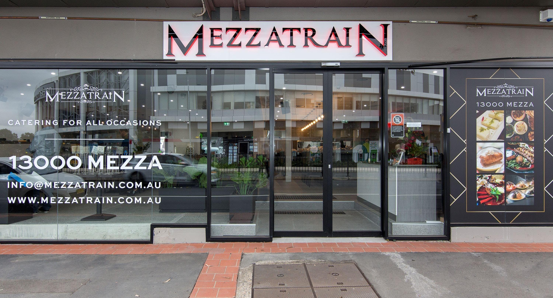 Mezza Train - Narellan