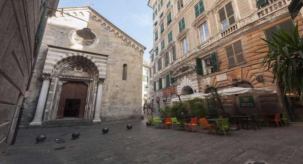 La sosta degli artisti Genova image 1