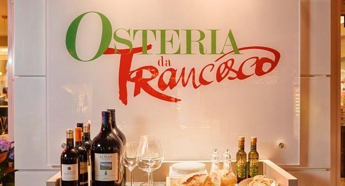 Osteria da Francesco
