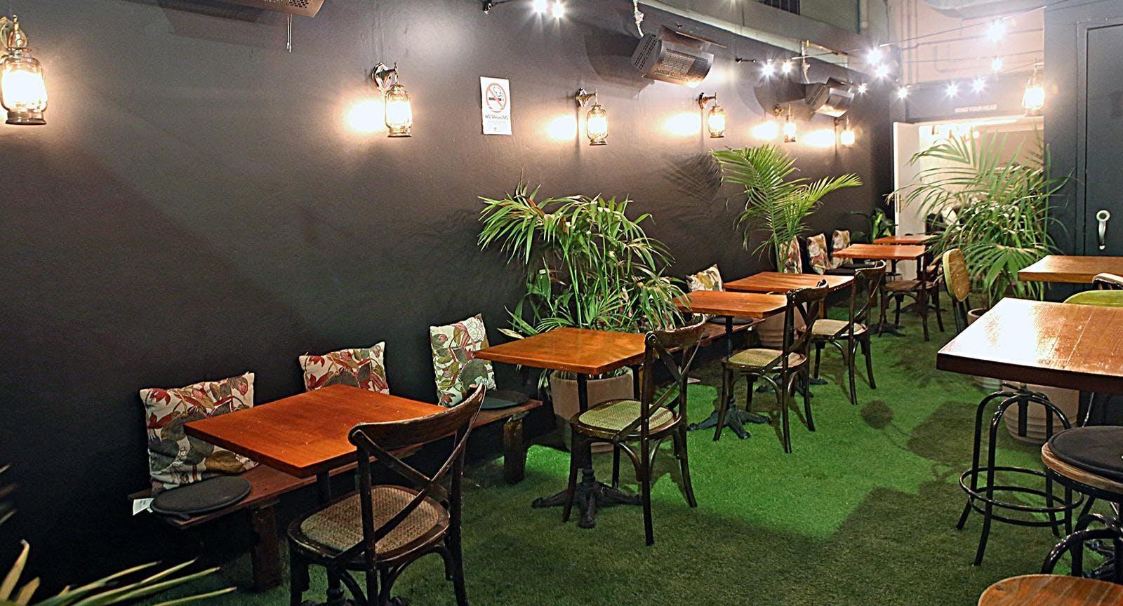 Wood & Smoke Bar Sydney image 3