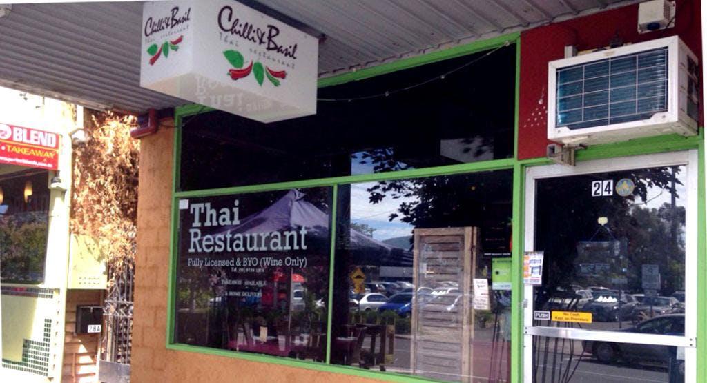 Chilli & Basil Thai Restaurant Melbourne image 1