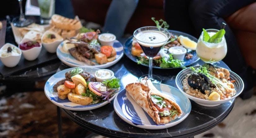 Photo of restaurant Mezethes Greek Taverna in Battery Point, Hobart