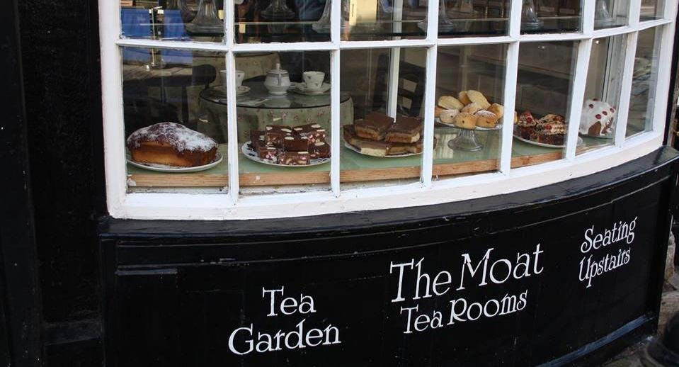 The Moat Tea Rooms Canterbury image 2