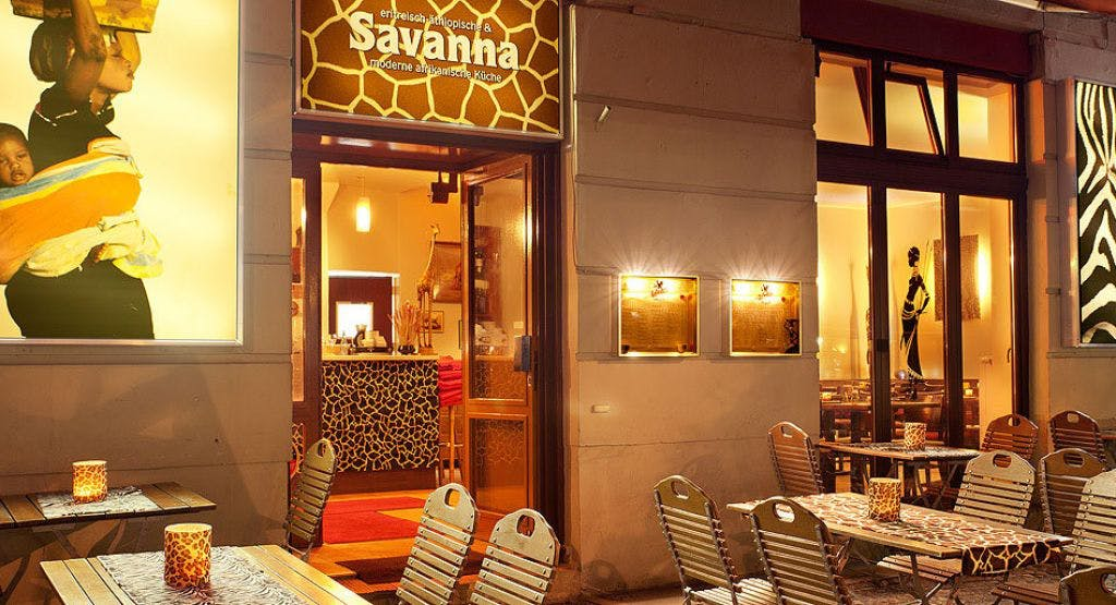 Savanna Restaurant Berlin image 1