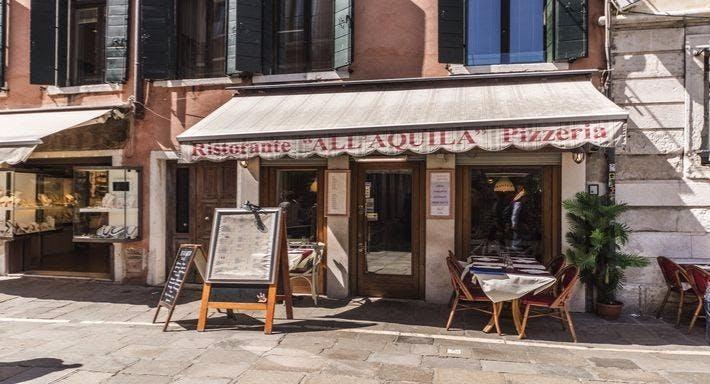 Ristorante All'Aquila Venezia image 4
