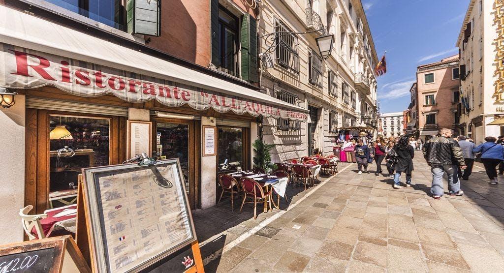 Ristorante All'Aquila Venezia image 1