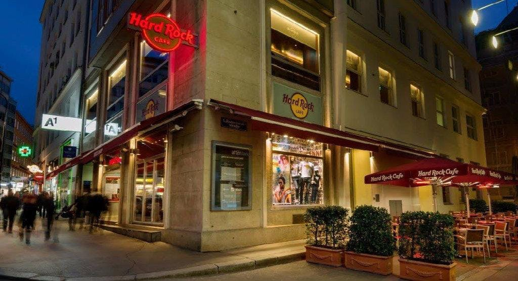 Hard Rock Cafe Wien Wien image 1