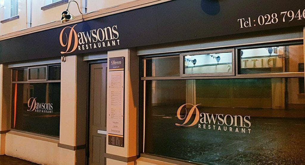 Dawsons Restaurant Magherafelt image 1