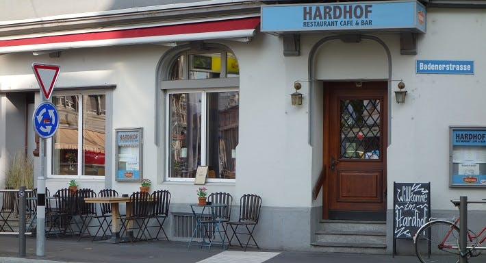 Restaurant Hardhof Zürich image 7