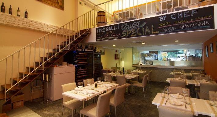 Caruso Ristorante Pizza Bar Singapore image 12