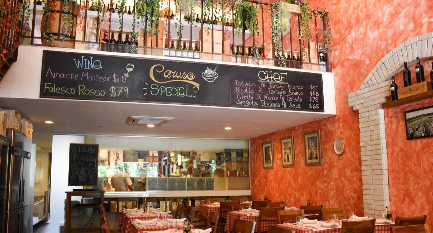 Photo of restaurant Caruso Ristorante Pizza Bar in Bukit Timah, Singapore
