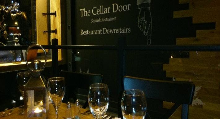 & The Cellar Door in Edinburgh Old Town | Book Online