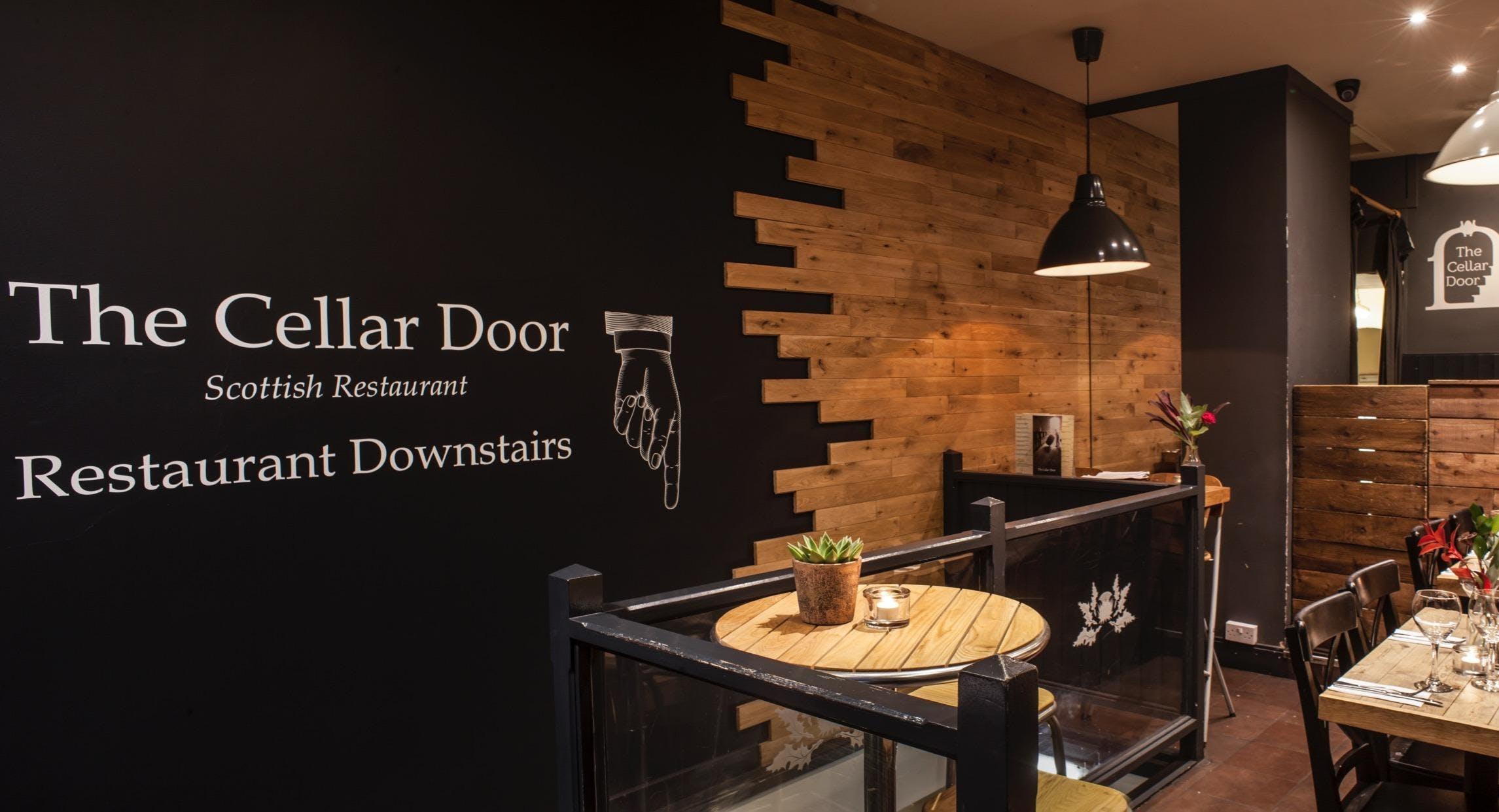 The Cellar Door Edinburgh image 1