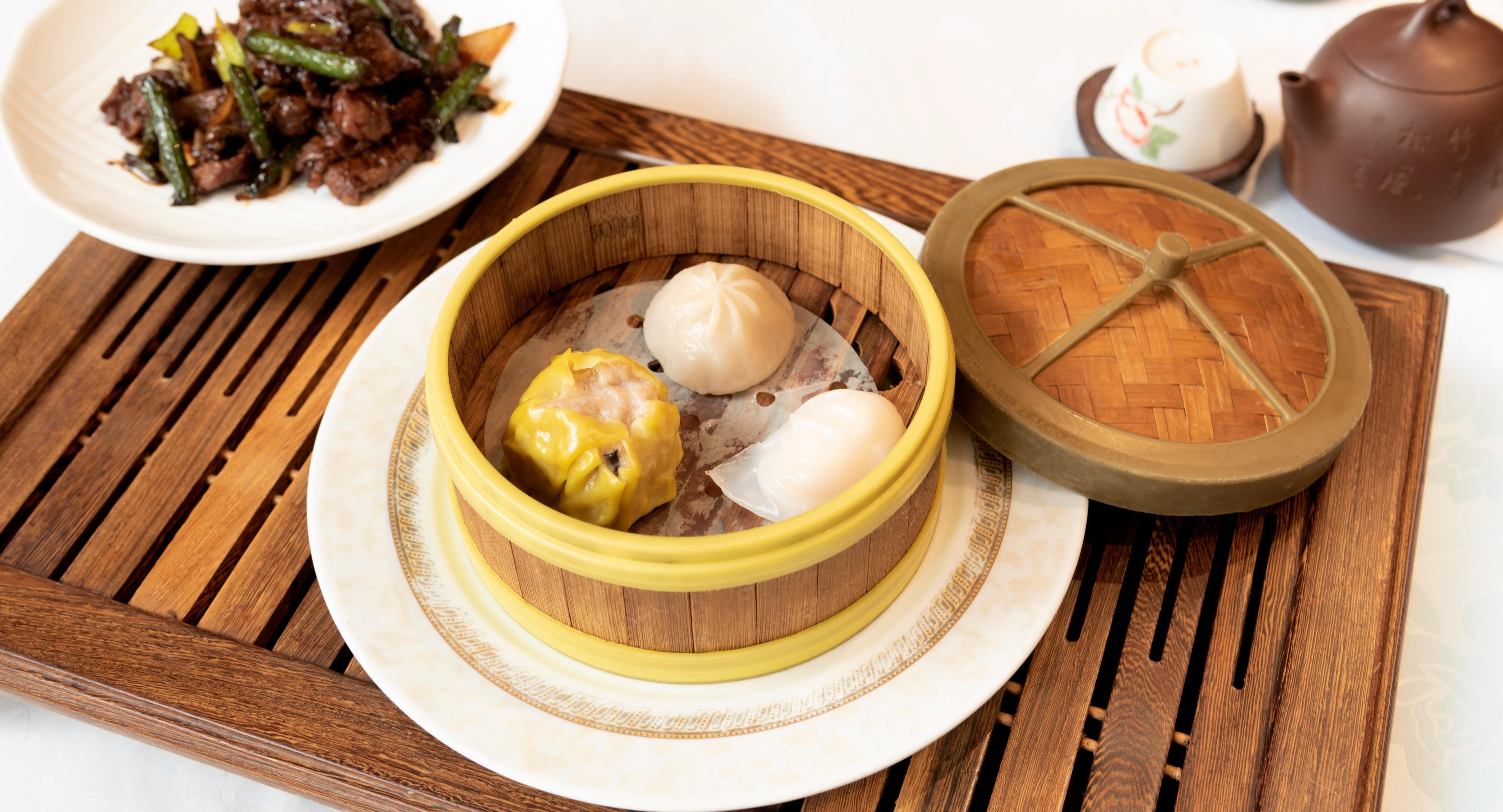 Tea House at China Town