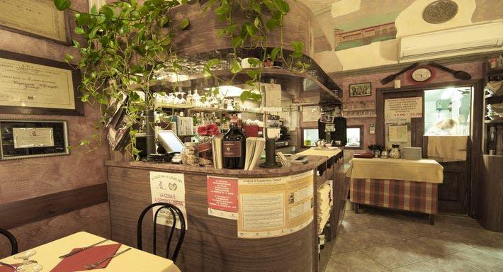 Trattoria ristorante Il Bargello