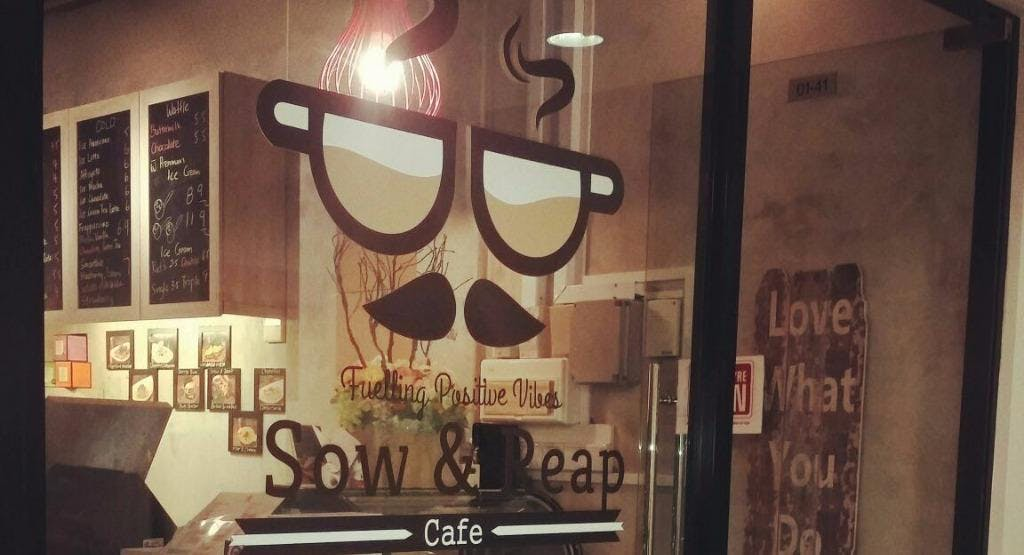 Sow and Reap Cafe Singapore image 1