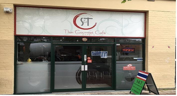 S & T Thai Gourmet Cafe