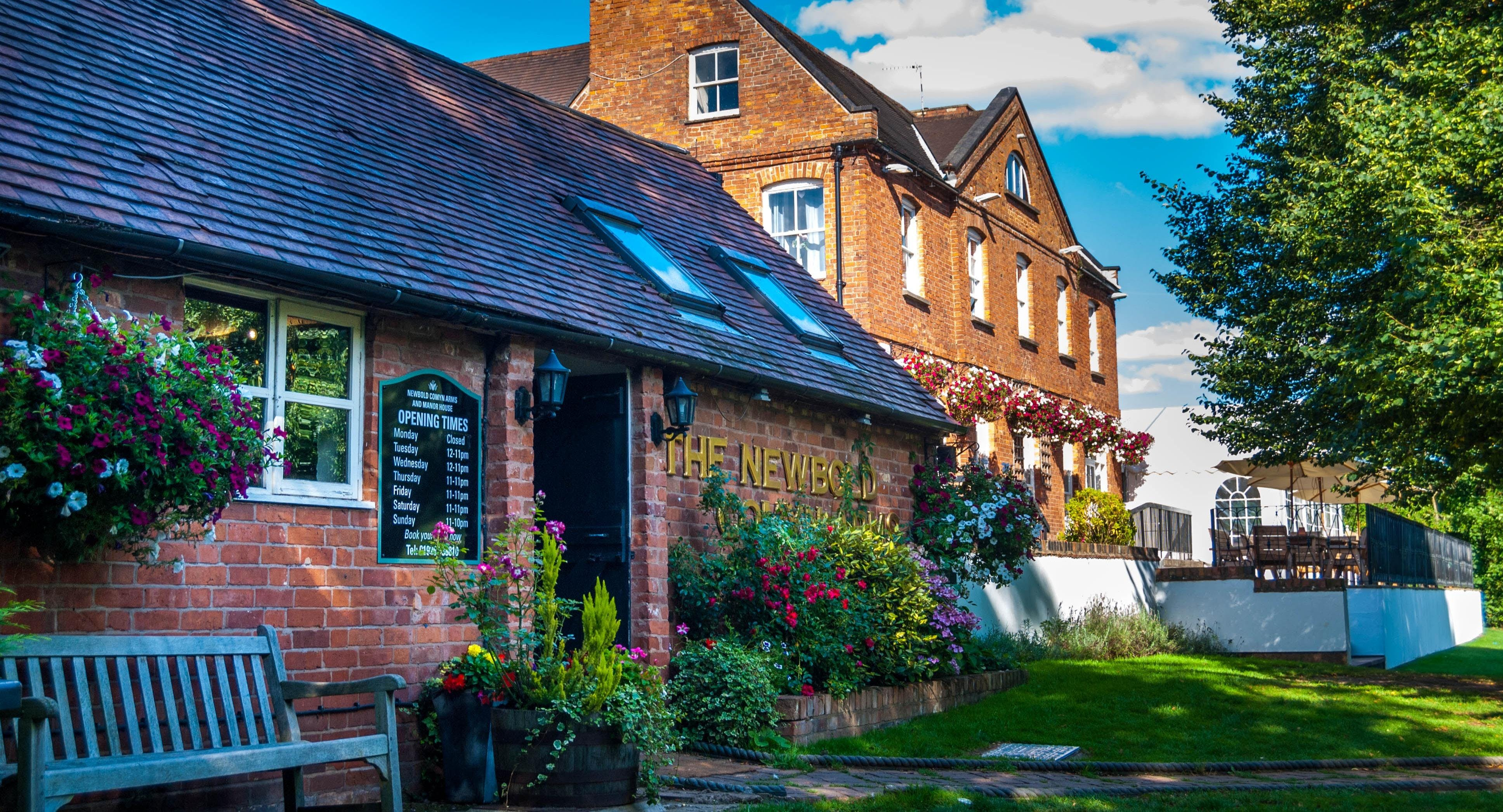 Newbold Comyn Arms Royal Leamington Spa image 1