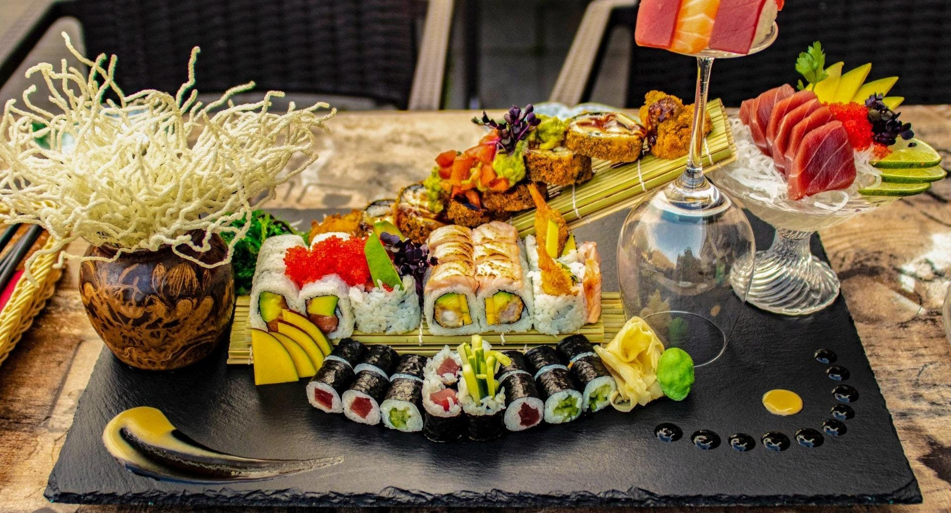 An Nam - Asia Fusion Sushi & BBQ