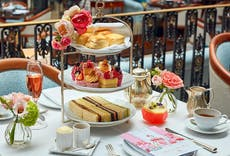 Restaurant Afternoon Tea at The Lanesborough in Hyde Park, London
