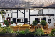 Restaurant The Thatched Tavern - Ascot in Cheapside, Ascot