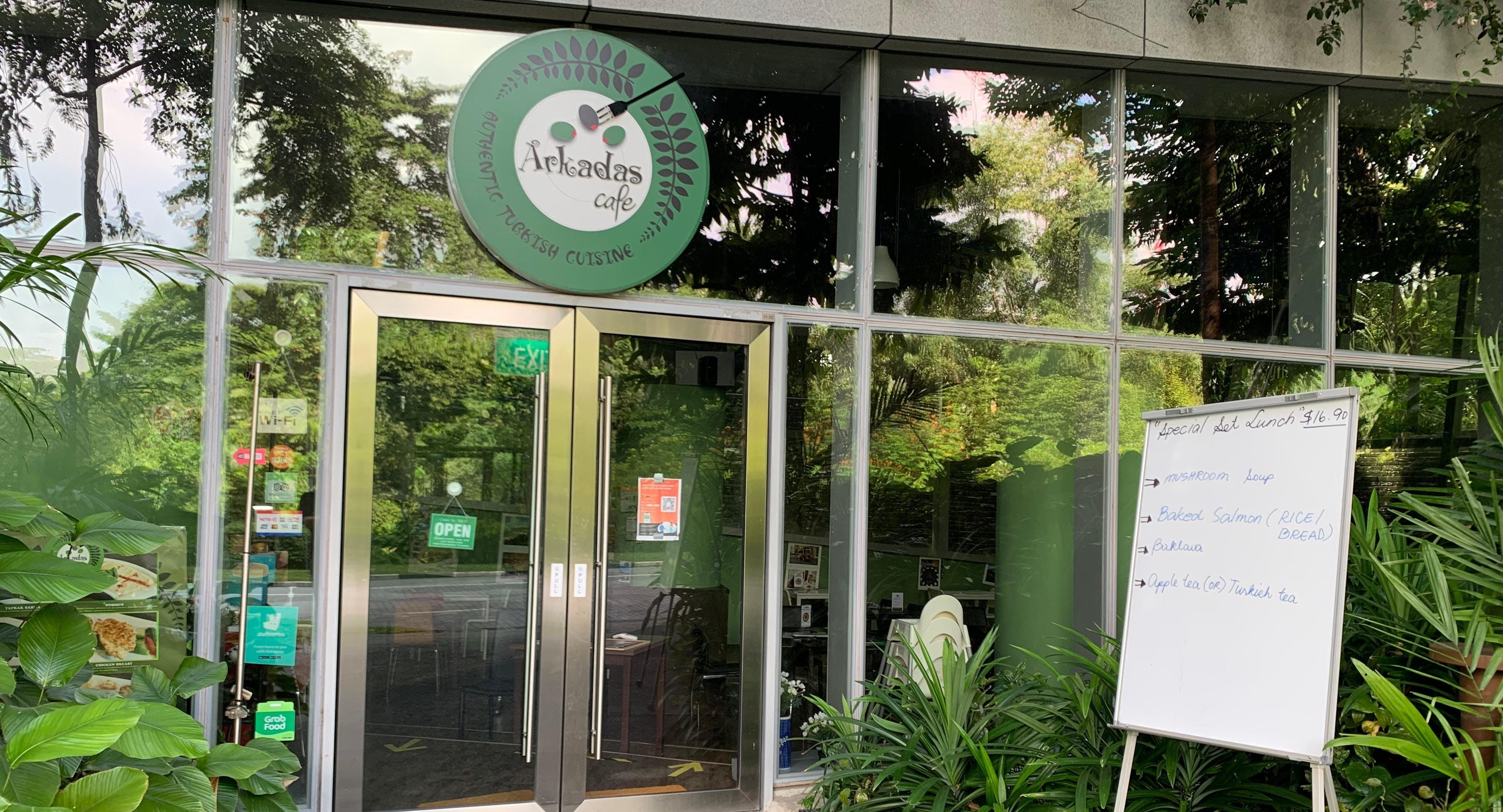 Arkadas Cafe
