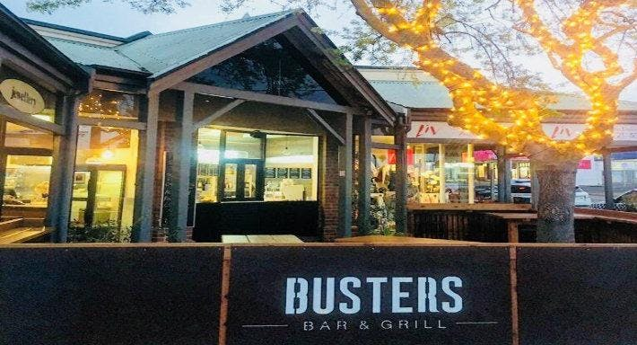 Busters Bar & Grill