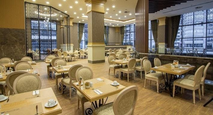 The Green Park Hotel Ankara - A La Carte Restaurant & Cafe & Bistro