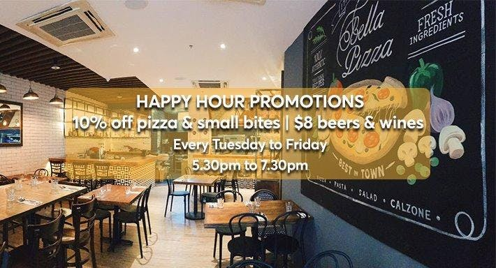 Bella Pizza Singapore image 3